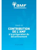ASSOCIATION MAIRES DE FRANCE_2020-04-21_Preparation du deconfinnement.