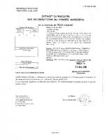 Délibérations CM 2020-05-23