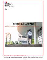 MINISTERE EDUCATION NATIONALE_2020-04-29_Protocole sanitaire relatif à la réouverture des écoles maternelles et élémentaires