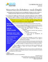 SUD TERRITOIRE_2020-05-06 Com OM reouverture dechetteries COMMUNES 5