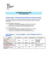 PREFET DU TERRITOIRE_2020-11-16_COVID-19_lettre d'information