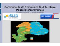 commission police 1er semestre 2020
